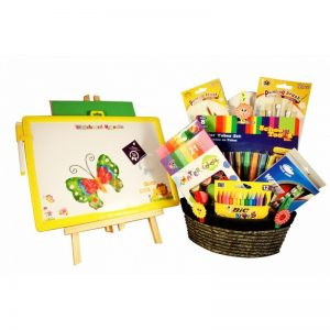 The Colorful Board – Gift Basket