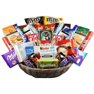 Attack the Snacks – Chocolate Gift Basket