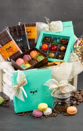 assorted chocolate giftbasketforyou